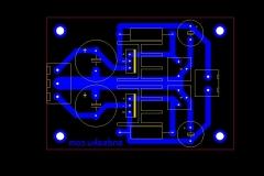 LF411 PCB
